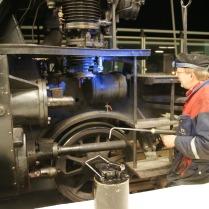 Klas Kindberg smörjer S1 1921