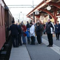 Resande mot Flen i Katrineholm 2013