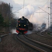 Resandetåg från Vingåker 2011