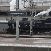 S1 1921 på Stockholms Central