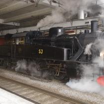 S1 1921 på Cst spår 17 2014