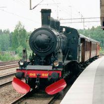 SÅS E2 1242 i Järna 2005