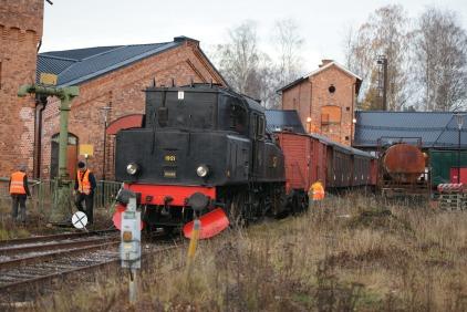 SÅS S1 1921. Foto: Lasse Nelson