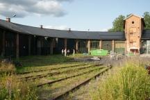 Renovering av stallet. Foto: Lasse Nelson
