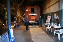 Öppethus i stallet. Foto: Lasse Nelson