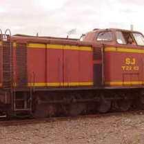 SÅS T23 113 i Västberga 2007