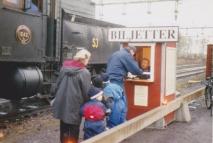 Norra Station Biljetter
