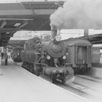 S1 1921 på Cst 3 aug 1985