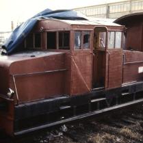 Zs 76 eller 77 i Västberga 1988