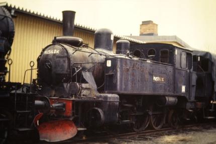 SSnJ 7 i Västberga 1995