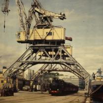 N 1173 i Norra Hammarbyhamnen 1996