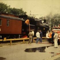 Vattentagning i Köping 1988