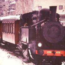 N 1173 på Slakthuset 1991