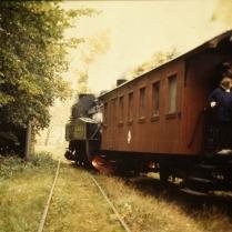 Resandetåg på Slakthusbanan
