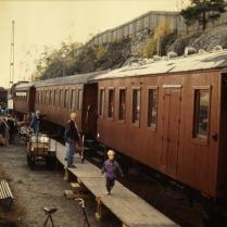 SÅS station på Slakthuset