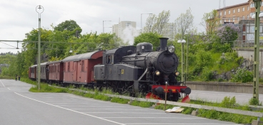 Liljeholmen maj 2015