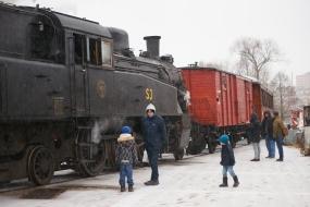 S1 1921 på Liljeholmskajen