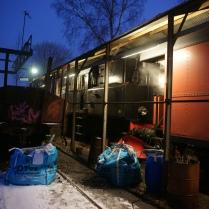 Under nattvaket i Västberga