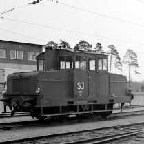 SÅSA diesellok 5