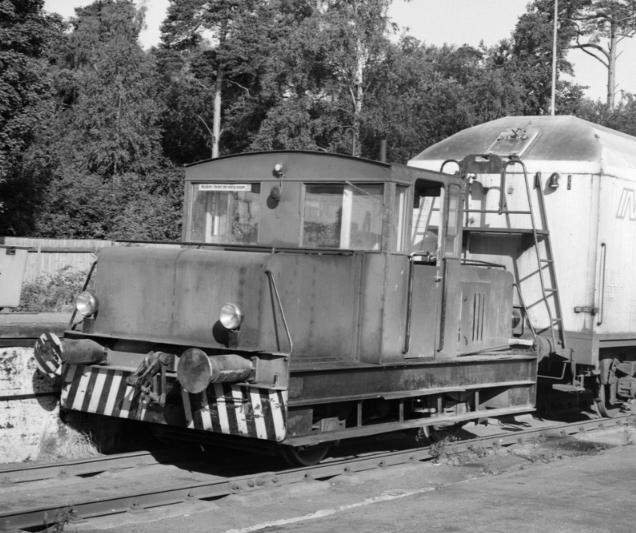 SÅSA diesellok 6